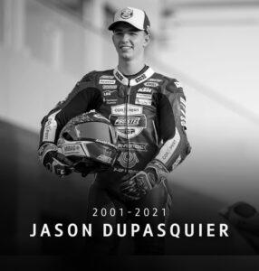 Jason Dupasquier RIP
