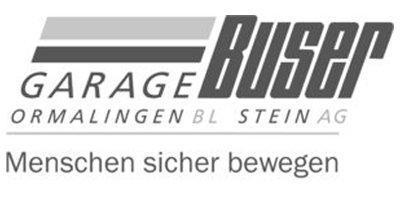 Buser Garage Ormalingen Logo