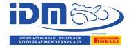 Internationale Deutsche Meisterschaft IDM Logo